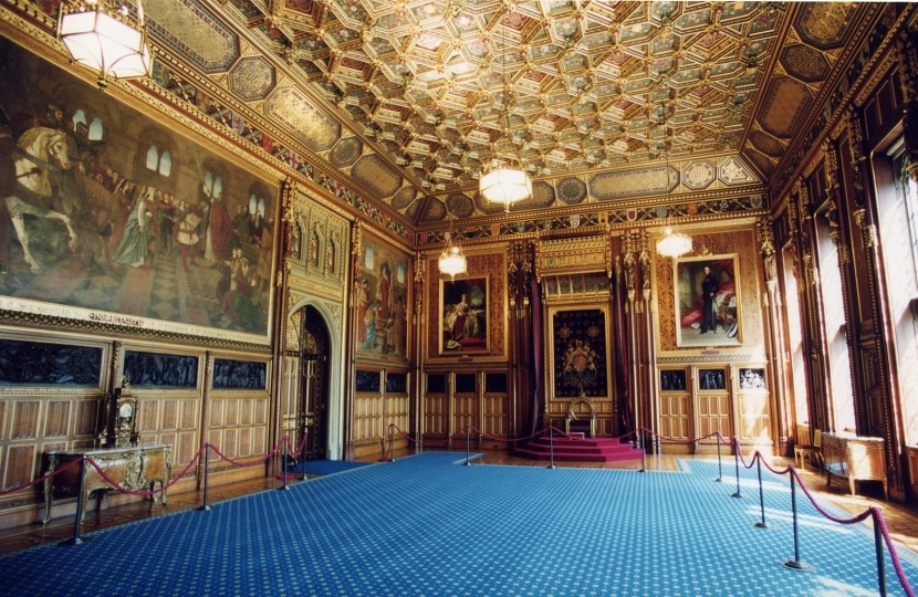 houses of parliament interior. Visit The Houses Of Parliament  Andrew Rosindell
